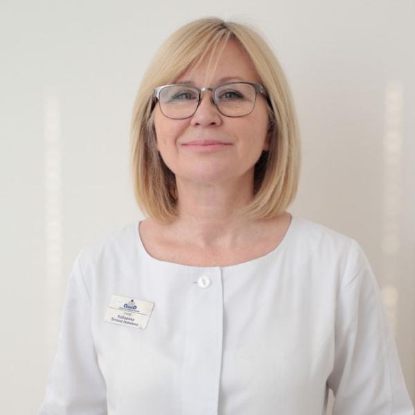 Хабарова Тетяна Іванівна